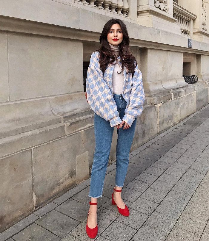 96 Outfit Ideas That Are For Real Life (Not Just Fashion Week) via @WhoWhatWearU…