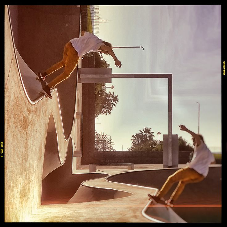 #Skateboarding #Barcelona