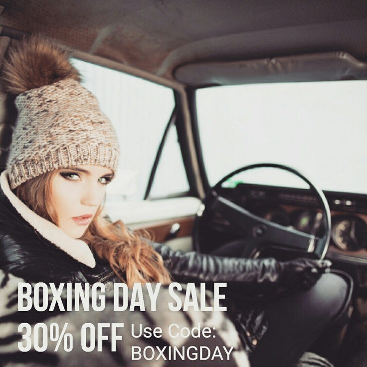 Boxing Day Sale on Beanies One day Only 30% OFF