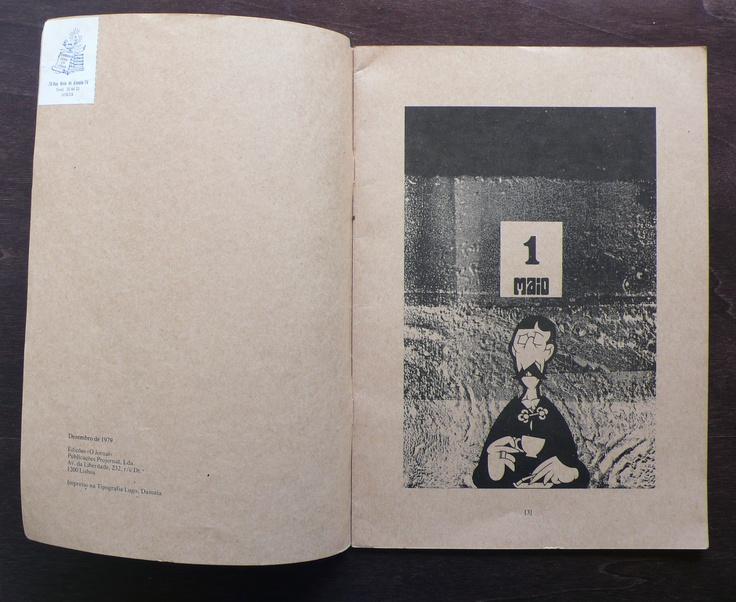 """Abel Manta's illustration for portuguese maganize """"O Jornal"""" (1979)"""