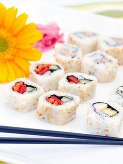 La recette minceur du lundi : Les sushis maison