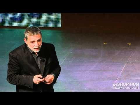 TEDxSMU 2011 - Jaume Plensa - Art & Form - YouTube