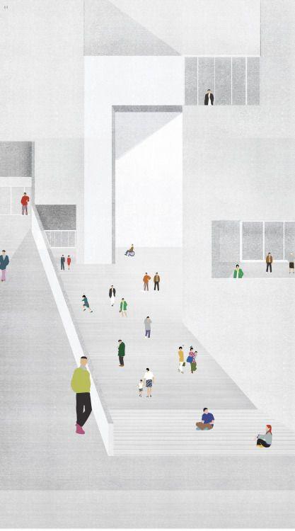 ▲ Viar Estudio Arquitectura - Sandnes City Hall