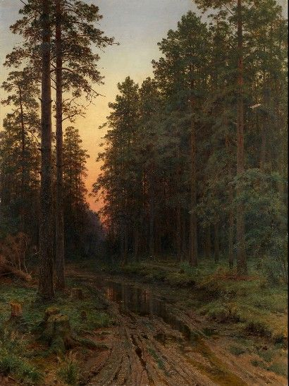 Ivan Shishkin's Twilight sells for record $3.3m with MacDougall's