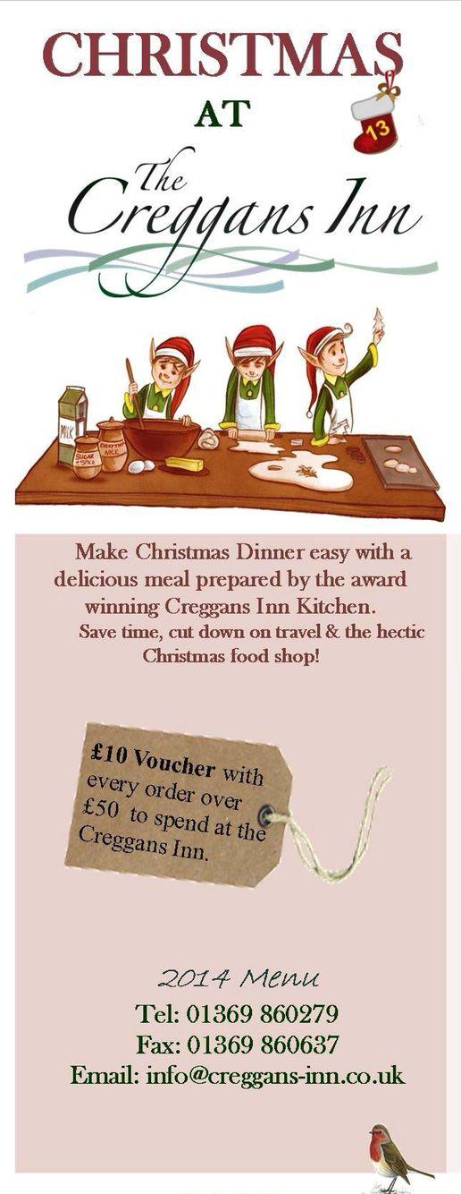 Our Christmas kitchen menu #ChristmasAdvent