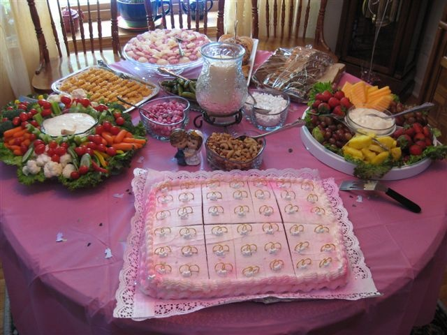 bridal shower foods google search bridal shower food ideas pinterest. Black Bedroom Furniture Sets. Home Design Ideas