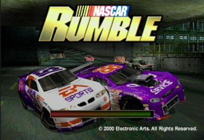 Kode Cheat Game NASCAR Rumble PS1 Lengkap