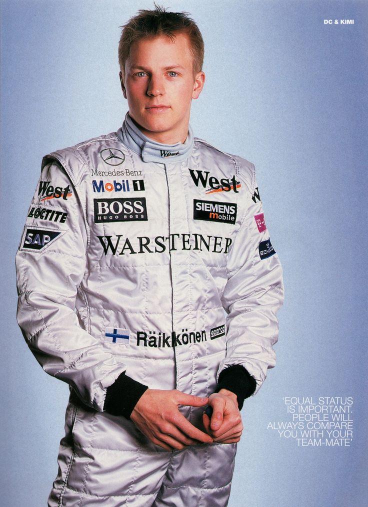 thepagemistress:  Kimi Raikkonen - McLaren 2002  Hnnnngggg *-*