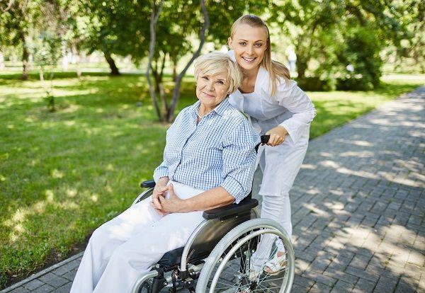 System opieki nad seniorami w dziennych domy pomocy