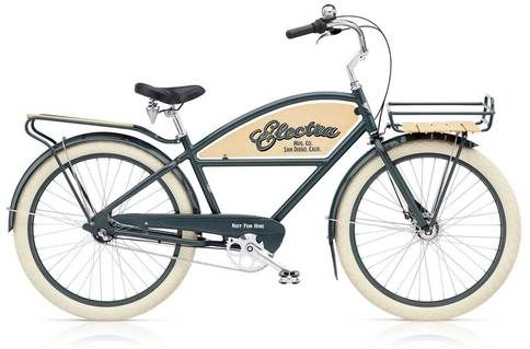 Buy Electra Delivery 3i 2016 Cruiser Bike BIKE from £750.00. Price Match + Free Click & Collect & home delivery.