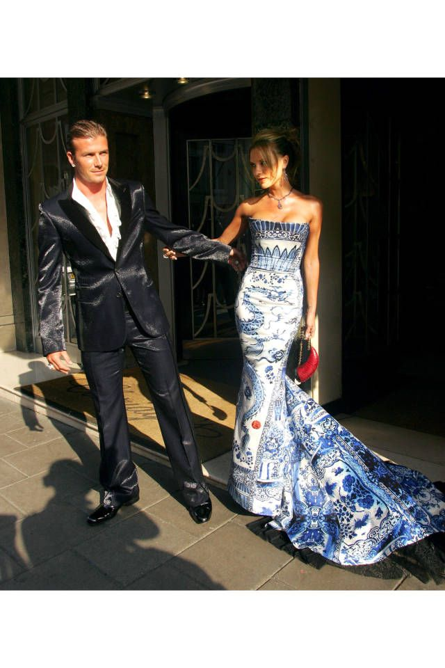 Happy 40th Birthday, Victoria Beckham! Click through for her 40 best looks here.