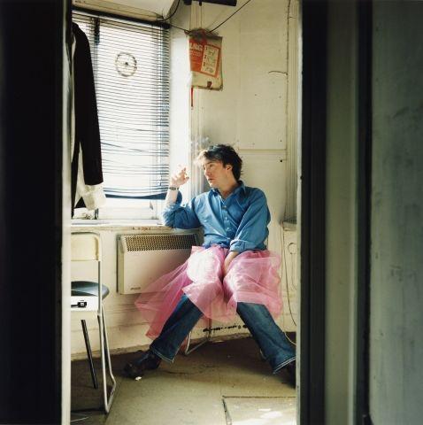 Dylan Moran...in a tutu
