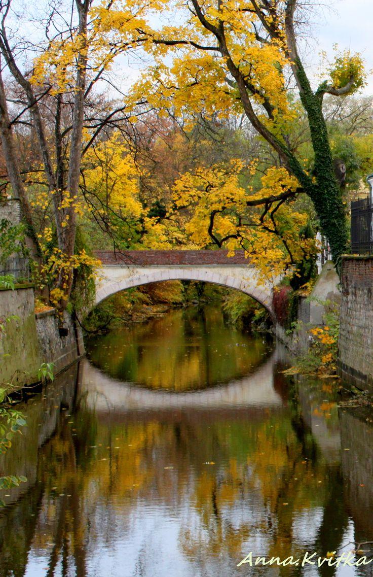 Bridge in Kampa, Prague