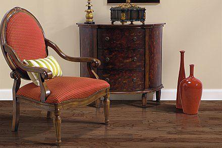 """Forest Oaks 5"""" - Oak Oxford in Mohawk Flooring Hardwood"""