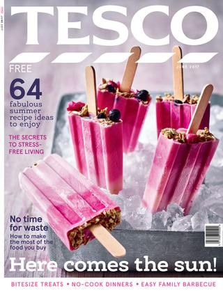 Tesco magazine - June 2017