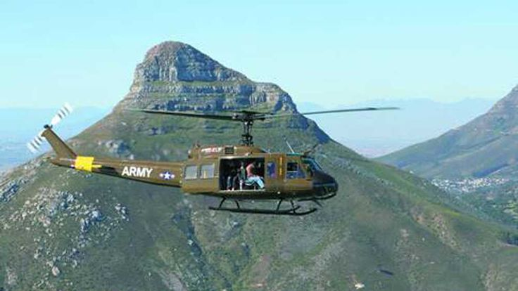 Take a Huey helicopter combat flight. Book at https://exploresideways.com/