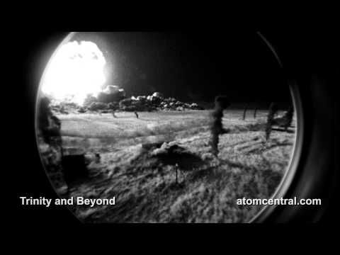 Sequence from Trinity and Beyond. This is the Apple 2 detonation from Operation Teapot in 1955 where a town was set up to demonstrate the power of the atomic bomb.