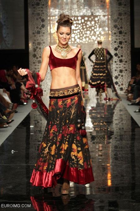 Lakme Fashion Week 2013 Manish Malhotra