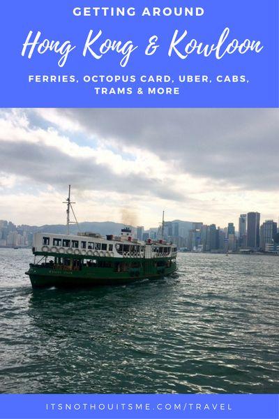 Hong Kong & Kowloon Travel Guide