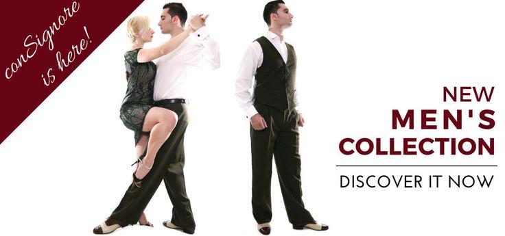 tango clothes for men