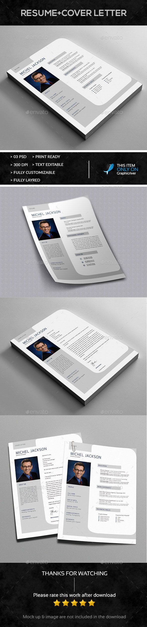 958 best Simple Resume Template images on Pinterest | Resume ...