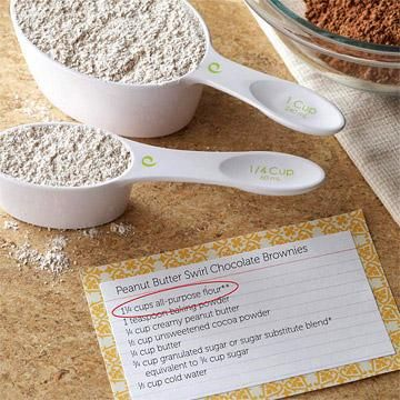 """With a name like """"all-purpose,"""" it's no wonder basic white flour can keep bakers in a one-type rut. But when other options offer both good taste and better nutrition, there's no reason to stick with only one flour variety. See how whole grain flours, whole wheat flours, and gluten-free flours can work for you."""