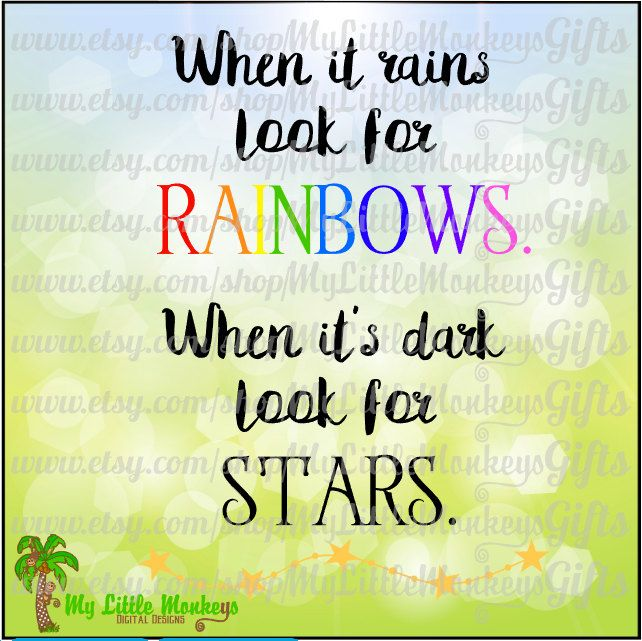 1000+ Ideas About Rainbow Quote On Pinterest