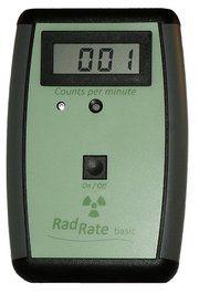Geigerzähler RadRate / Kaufen Sie den neuen Volks-Geigerzähler RadRate basic