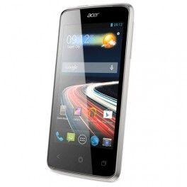 "Acer Liquid Z4  10.16 cm (4 "") WVGA (800 x 480), 5MP, 1.3GHz Dual Core, Wi-Fi 802.11 b/g/n, Bluetooth 4.0, GPS/AGPS, 4GB ROM, 512MB RAM, Android 4.2.2"
