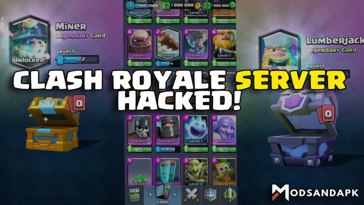 Clash Royale Server Apk Hack for Android [NO ROOT]