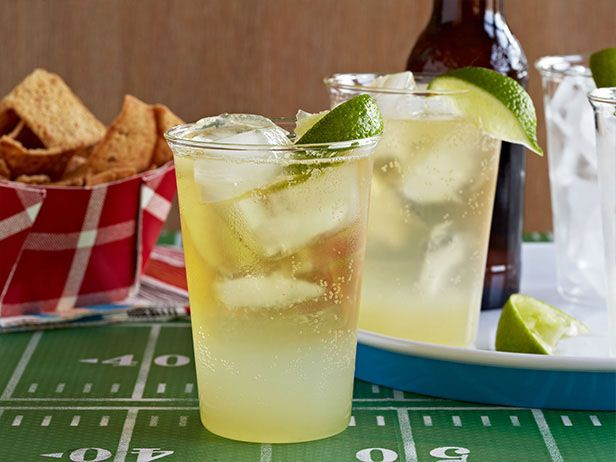 Gina's Super Bowl Punch Recipe : Patrick and Gina Neely : Food Network - FoodNetwork.com