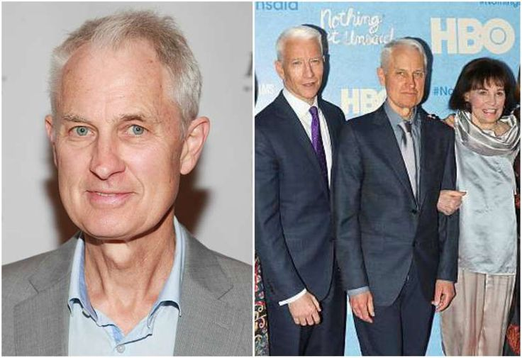 Anderson Cooper's half-brother Stan Stokowski