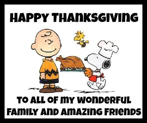 Happy Thanksgiving Friends and Family | Happy Thanksgiving Friends And Family Pictures, Photos, and Images for ...
