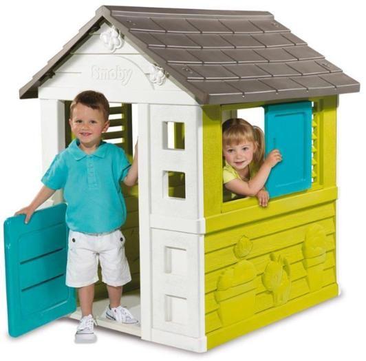 Smoby 310064 - Casita jardín Pretty infantil, IndalChess.com Tienda de juguetes online y juegos de jardin