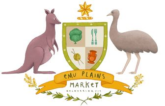 Fresh Produce & Crafts Market   Emu Plains Market - can't wait for the first one!