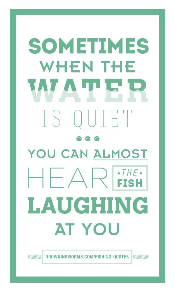 #Fishing #quotes