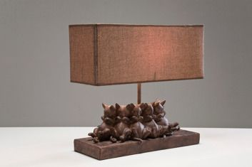Kare design :: Lampa stołowa Sleeping Cats