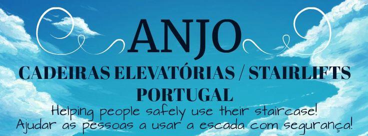 ANJO CADEIRAS ELEVATÓRIAS PORTUGAL. Ajudar pessoas em Lisboa, Porto, Algarve e o resto do Pais. ANJO tem cadeiras elevador para escadas para todas as necessidades. LIGUE AGORA PARA UM ORÇAMENTO GRATUITO. 919900758 anjo.cadeiras@gmail.com http://anjocadeiras.wixsite.com/anjo
