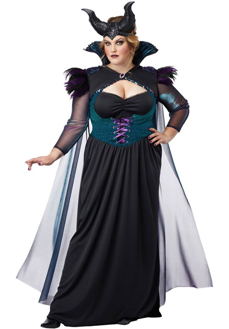 Cheap fancy dress costumes plus sizes
