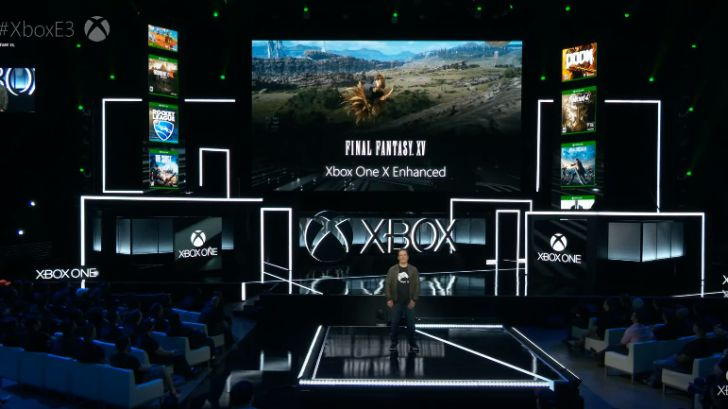 Heres A List Of Every Game That Will Be Xbox One X Enhanced Patched; Includes The Witcher 3 But No Halo FPS Games