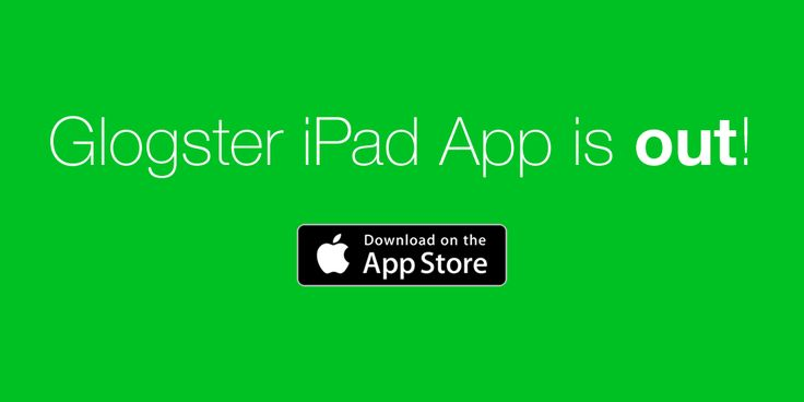 The Glogster Team, alongside educators around the world, have cause for a celebration - the long-awaited Glogster iPad app is now available the App Store! https://itunes.apple.com/us/app/glogster/id907433564?l=cs&ls=1&mt=8 To learn more about the release, including where to download the app and immerse yourself in Glogster at its very best, check out our new blog post here: http://blog.edu.glogster.com/2014/09/25/the-wait-is-over-download-the-ipad-app/