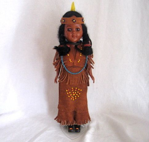 Little Indian doll