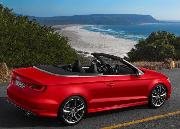 2015 Audi S3 Cabriolet Side Images 600x431 2015 Audi S3 Cabriolet Full Review