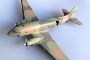 "Revell of Germany is the only manufacturer to date that has released a 1/48th-scale kit of the Douglas AC-47D gunship used by the U.S. Air Force during the Vietnam War's early days and featured in ""Log of The Leper"" (July 2017 Aviation History). This kit builds into a very large model that has a 24-inch [...]"