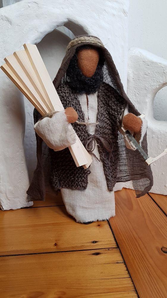 """Biblische Erzählfiguren """"Noah baut die Arche"""""""