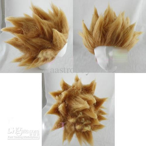 Incredible 17 Best Ideas About Goku Wig On Pinterest Goku Outfit Goku Hair Hairstyle Inspiration Daily Dogsangcom