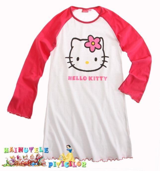 Camasa de noapte Hello Kitty