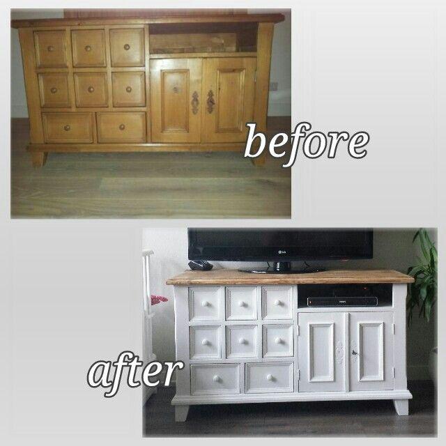 Tv closet - DIY
