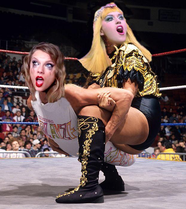 Come pensate che si risolverà la faida tra #KatyPerry e #Taylor Swift?