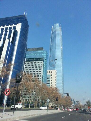 Tallest Building in Santiago - Chile